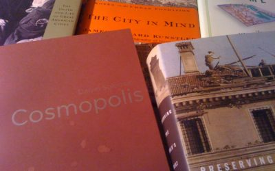 Eight Books for the Urban Minded