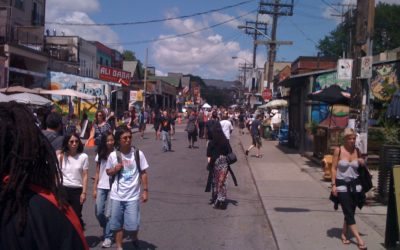 The Psychology of Public Space: THE STREET